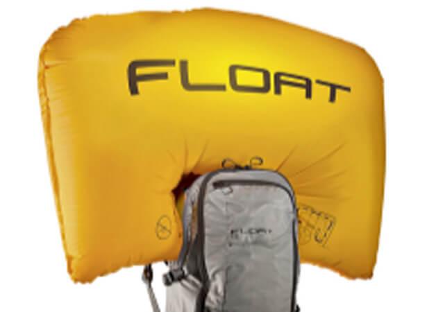 der neue Lawinen-Rucksack-Airbag von K2