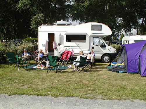 Camping in Frankreich - Eine gute Wahl