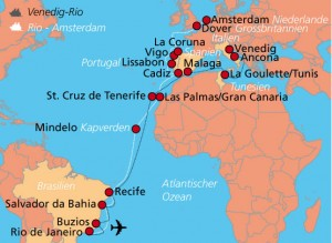 Kreuzfahrt-Karibik-Aldi