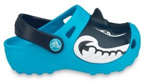 Crocs Shark