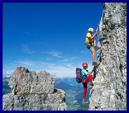 Stubaier Klettersteige