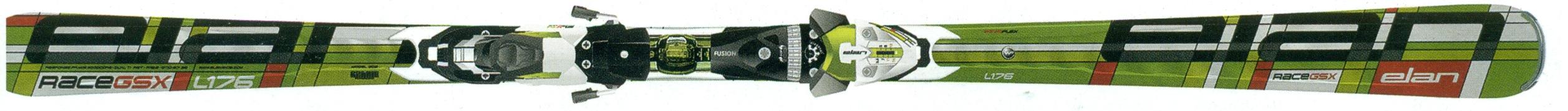 GSX FIS Waveflex Plate
