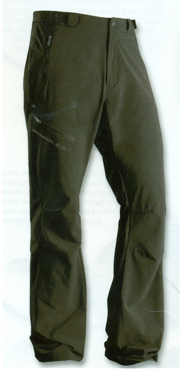 Salomon: Wayfarer Stretch Pant