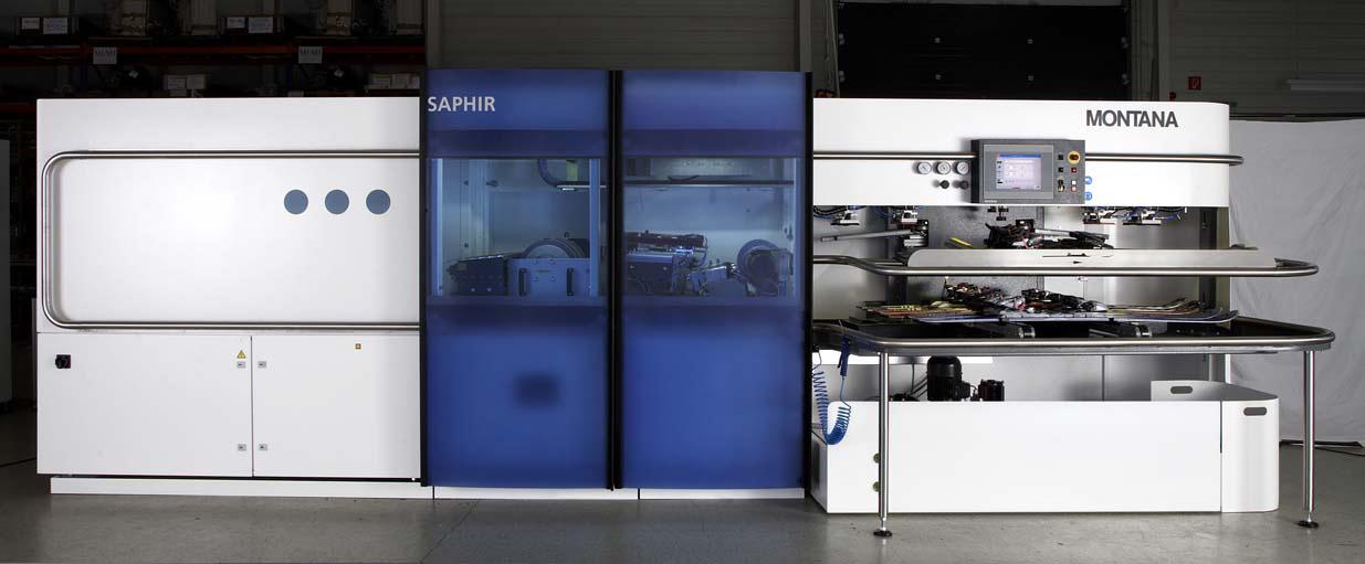 Saphir B Max