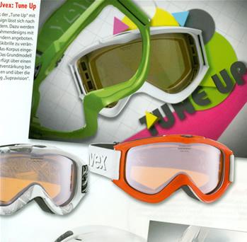 """Skibrille von Uvex: """"TuneUp"""""""