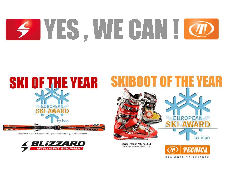 ispo ski award