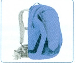 Kompakter Packsack