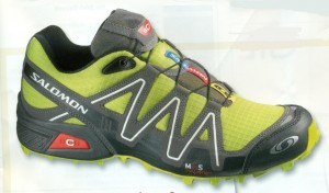 Salomon: SpeeCross 2