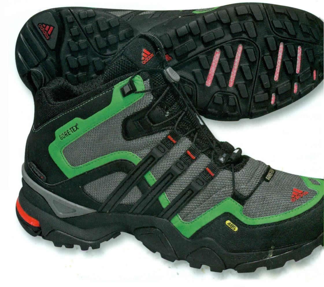 Adidas: Terrex Fast FM GTX Mid