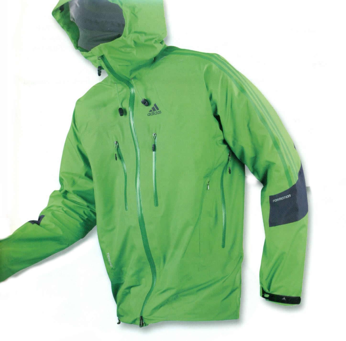 Adidas: Terrex Feather Jacket