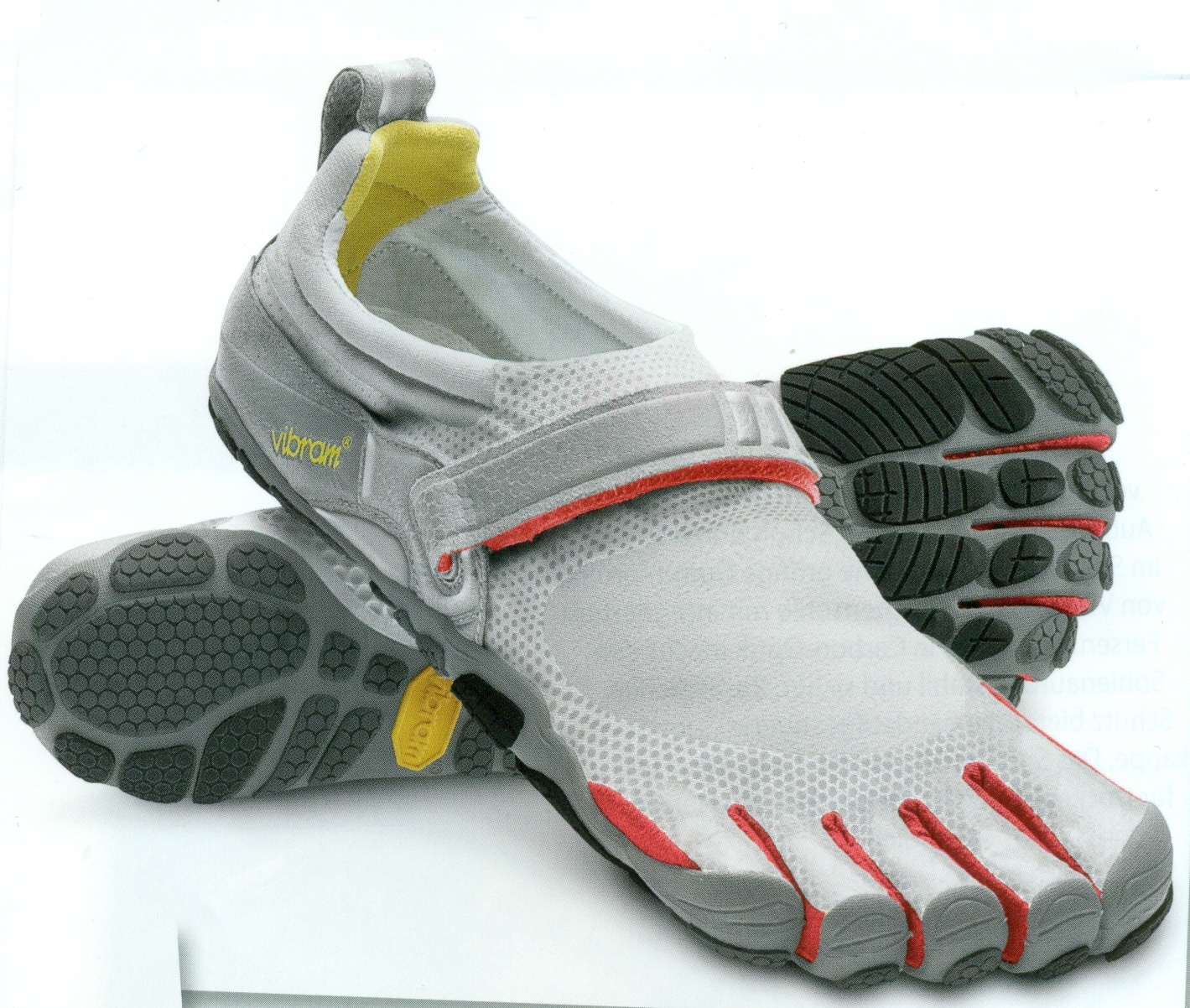Five Fingers Bikila
