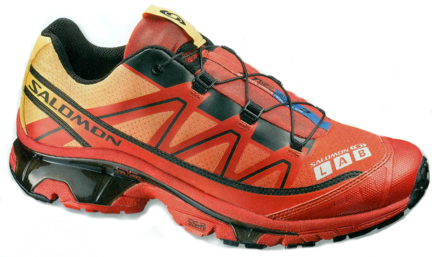 Salomon Slab 3XT Wings