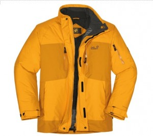 Cold Terrain Jacket Men