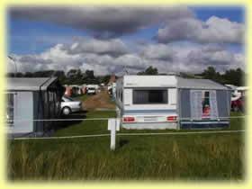 Einziger Campingplatz an der Westküste Schleswig-Holsteins - Camping Seeblick
